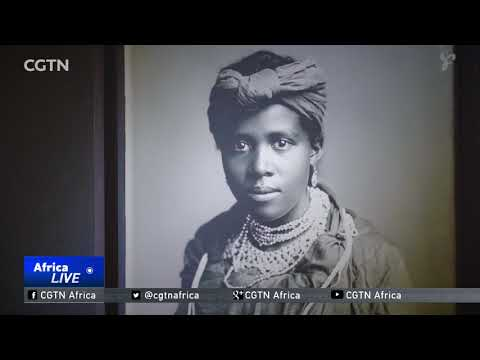 Exhibition on historic Black people arrives in Johannesburg