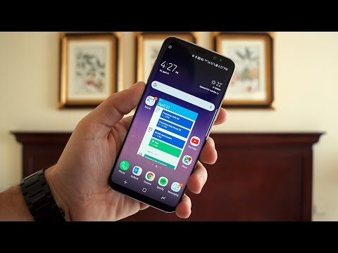 24 Hours with the Samsung Galaxy S8: Hello Beautiful!