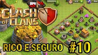 Rico e seguro clash of Clans #10