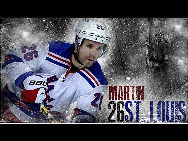 The Best of Martin St-Louis [HD]
