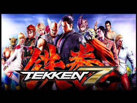 TEKKEN 7 Todos los Episodios de Personajes + Finales | All Characters Endings | Gameplay Español