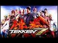 TEKKEN 7 Todos los Episodios de Personajes Finales All Characters Endings Gameplay Español