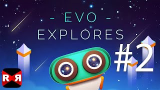Evo Explores (By STAMPEDE GAMES) - iOS / Android - Walkthrough Gameplay Part 2