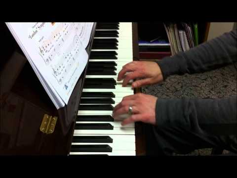 Jazzy Joe - Faber - Piano Adventures - Lesson Book - Level 1