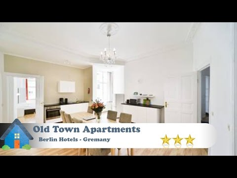 Old Town Apartments - Berlin Hotels, Germany