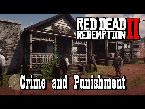 Red Dead Redemption 2 - Crime and Punishment thumbnail