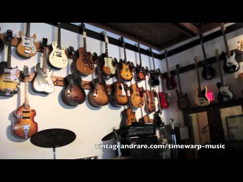 Timewarp Music / Guitar Heaven! / Store Tour / VintageandRare.com