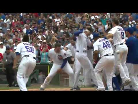 Every Chicago Cubs Home Run of 2015