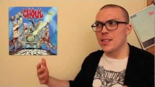 Ghoul- Transmission Zero ALBUM REVIEW