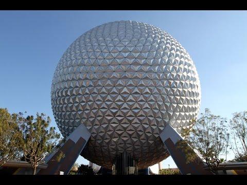 Spaceship Earth Complete Experience HD Epcot Walt Disney ...
