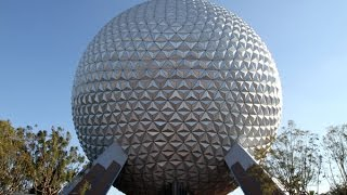 Spaceship Earth Complete Experience - Epcot Walt Disney World