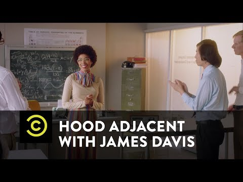 Hood Adjacent with James Davis - Unhidden Figures