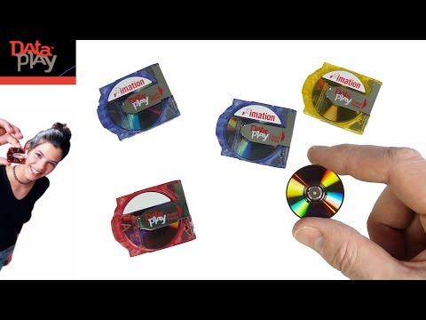 DataPlay: The futuristic optical disc format that time forgot