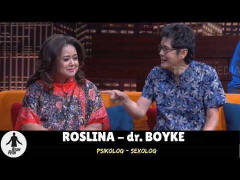 TANGGAPAN Dr  Boyke dan Roslina Soal Pernikahan Dini   HITAM PUTIH (18/07/18) 4-4