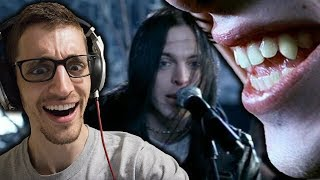Hip-Hop Head's FIRST TIME Hearing 'Waking the Demon' by BULLET FOR MY VALENTINE