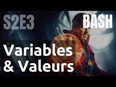Scripts 2.3 - Bash : Variables D'environnement Et Valeur Par Défaut