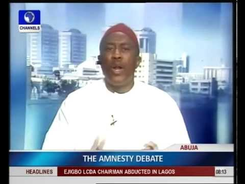 "FG Should Use ""Friends"" Of Boko Haram To Negotiate-  Niger Delta Lawyer pt 5"