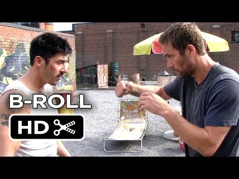 Brick Mansions BROLL 2014  David Belle, Paul Walker Movie HD