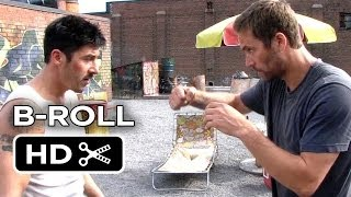 Brick Mansions B-ROLL (2014) - David Belle, Paul Walker Movie HD