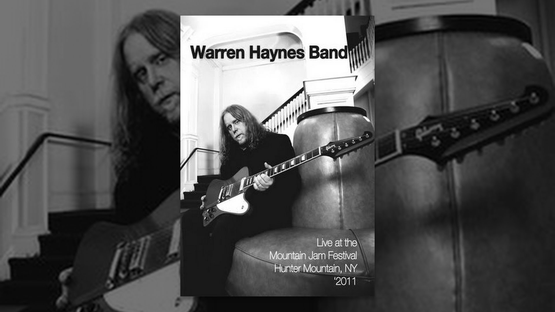 Warren Haynes Band - Live at the Mountain Jam Music Festival