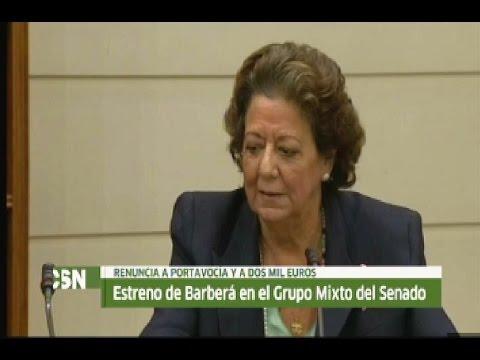 Rita Barberá, la