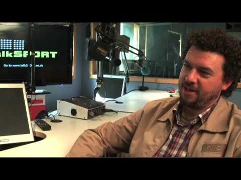 Danny McBride aka Kenny Powers: 'It's weird when your mum asks you to swear at her!'