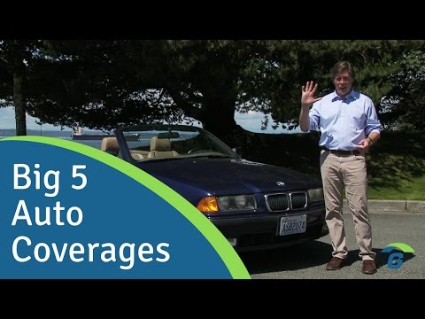 the-big-5-auto-insurance-coverages
