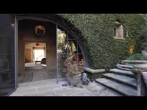 Ellen DeGeneres and Portia de Rossi s Romantic Villa in Montecito, California, USA.