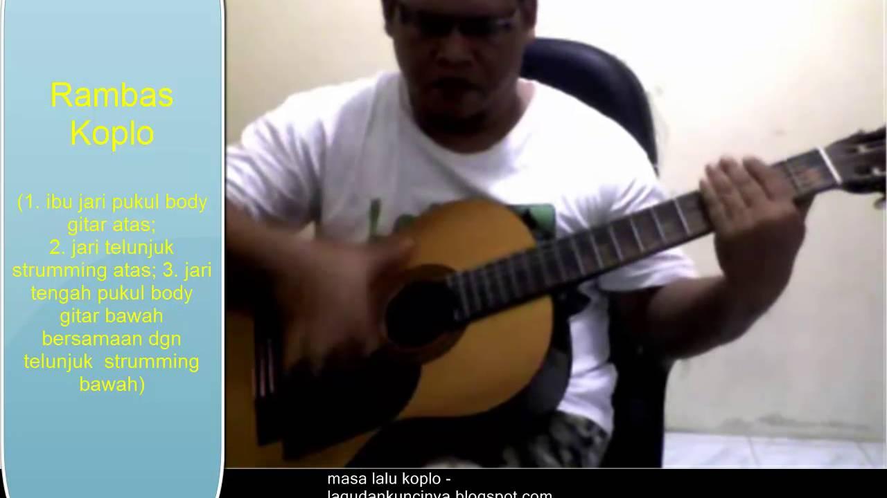 belajar gitar otodidak - masa lalu inul daratista koplo dangdut ...