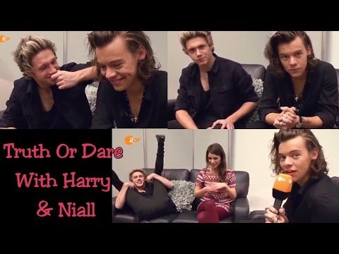 Truth Or Dare with Harry Styles & Niall Horan - Interview 11/09/2014