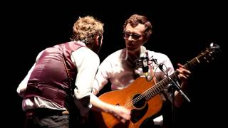 Chris Thile & Michael Daves--Roll In My Sweet Baby