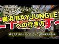 【男性スタッフによる】横浜BAYJUNGLEへの道案内!(横浜市営地下鉄ブルーライン伊勢…