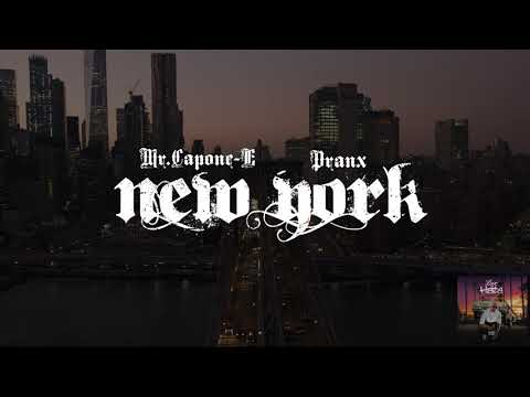 Mr.Capone-E - New York Feat. Pranx (Official Audio) Mp3