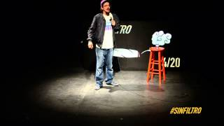 Chente Stand-up SINFILTRO 420 (20/abril/13)