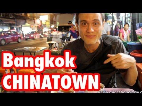 Chinatown Bangkok - Yaowarat Street Food Tour (เยาวราช)