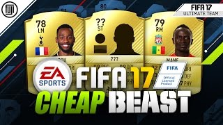 FIFA 17 CHEAP OVERPOWERED BEAST!!!! - FIFA 17 Ultimate Team