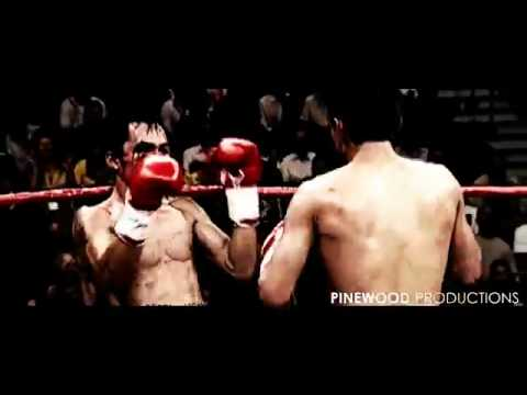 Mexican Boxing Tribute (Heart,Will,And Pride)
