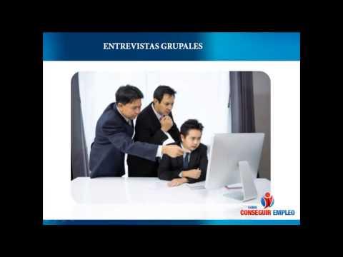 Los 4 factores esenciales que debes conocer para superar las entrevistas grupales
