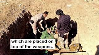Weapons clearance in Iraq - Handicap International