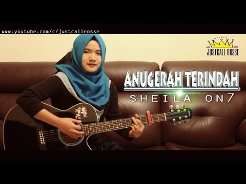 Download Lagu Justcall Rosse - Anugerah Terindah (Cover)