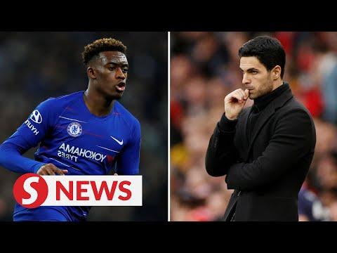 Covid-19: Premier League in doubt as Arsenal's Arteta, Chelsea's Hudson-Odoi test positive