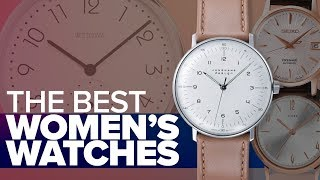Affordable Watches for Women 2019 | Where to Start (Tissot, Junghans, Seiko, Timex & More)