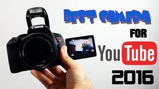 Best Camera for Youtube 2017 | Canon Rebel T5i Review