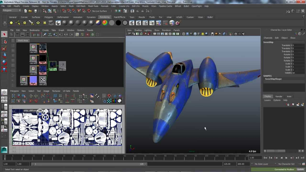 Mudbox 2015 Joins Autodesk Monthly Subscriptions for $10 - Lesterbanks