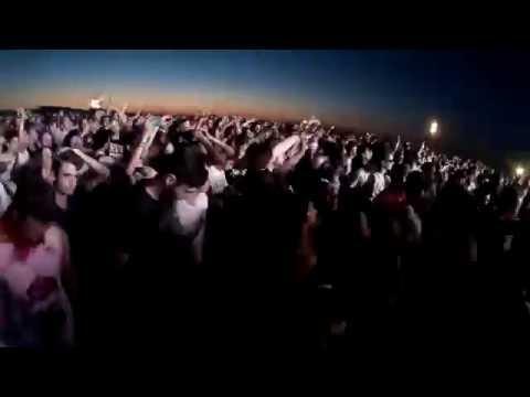Final Hardwell - BBF 2016 - Barcelona Beach Festival 2016