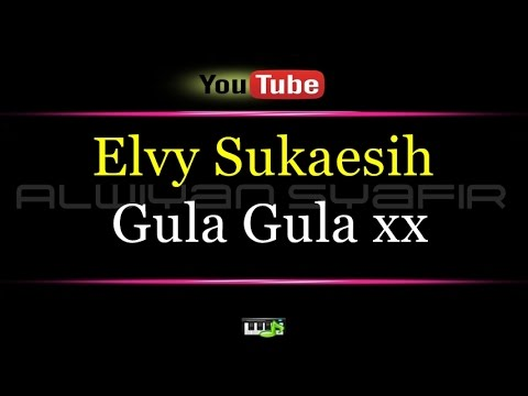 Karaoke Elvy Sukaesih - Gula Gula xx