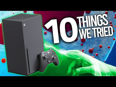 XBOX SERIES X: 10 TESTS We Ran For 10 Days [4K]