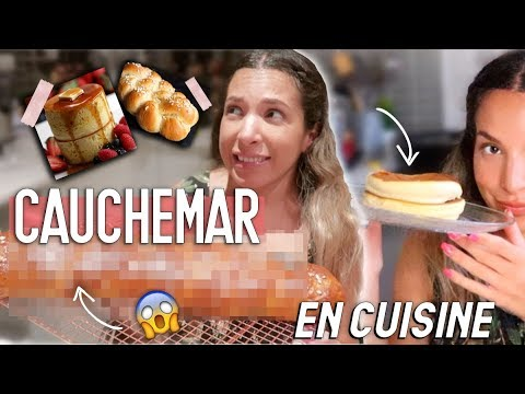 ♡-fluffy-pancakes-vs-brioche-:-je-teste-*cauchemar*-//-vlog
