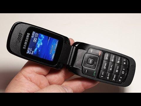 Samsung E1310M разлочка и отвязка от Vodafone. Проверка ретро телефона из Германии