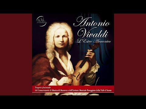 Concerto in D Major, Op. 3, No. 1. Allegro